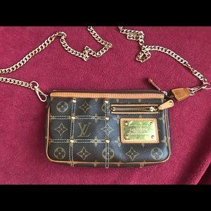 Louis Vuitton Rivot Pouchette Crossbody